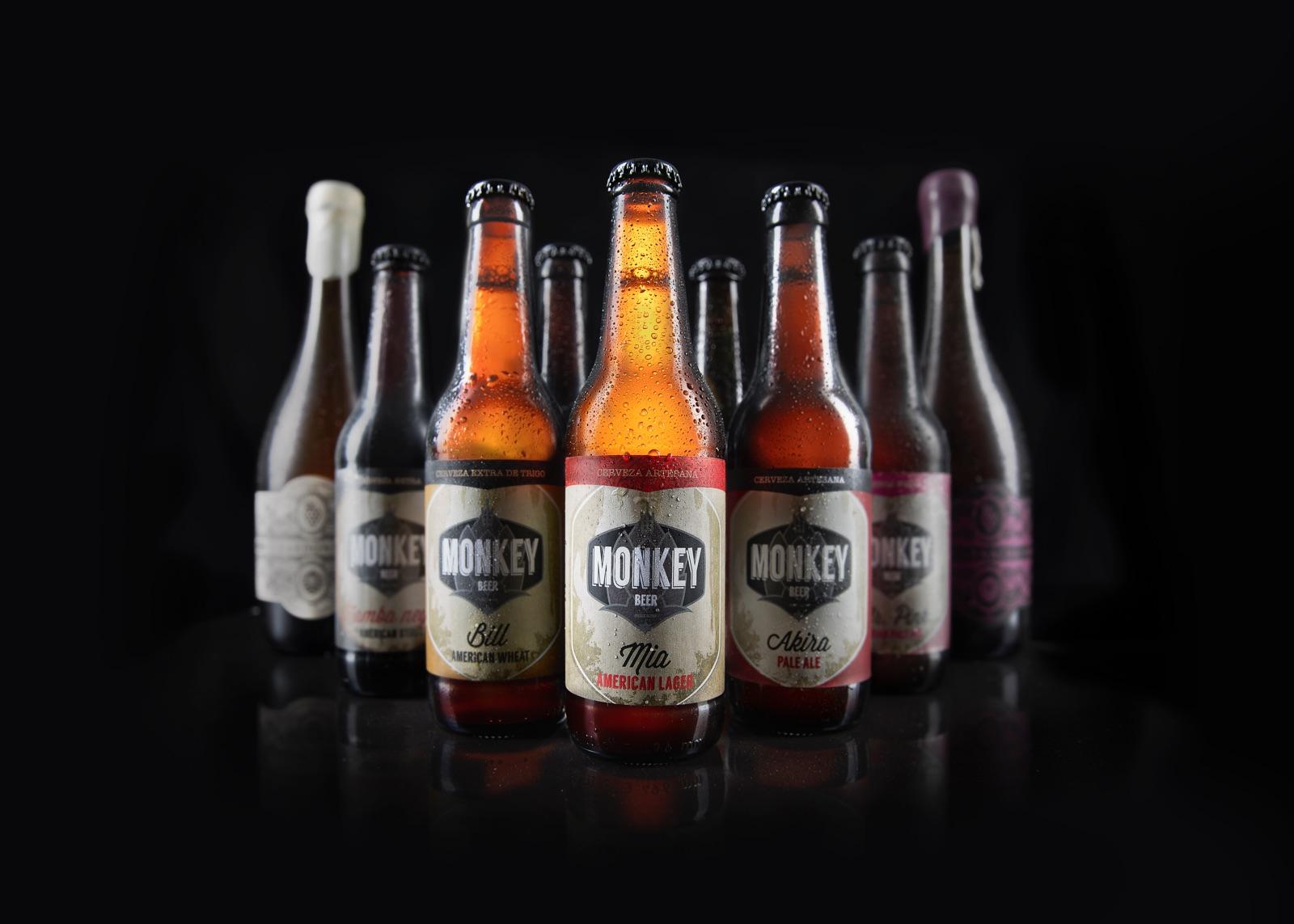 cervezas artesanales monkey